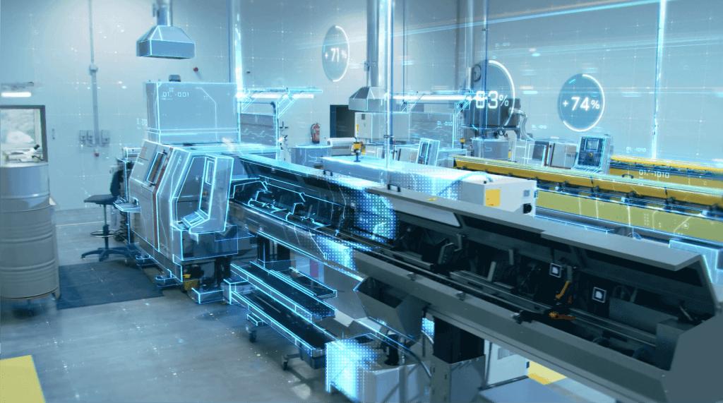 Indústria 4.0: entenda a evolução e as vantagens para as fábricas brasileiras
